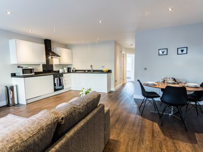 Photo for Cotswold Suite - Luxury Serviced Flat in Old Town