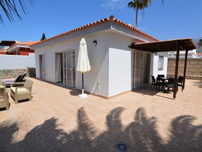 Photo for Tenerife Holiday Chalet Sueño Azul with terrace