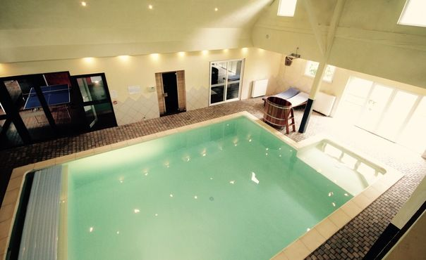 Large Holiday House With Indoor Swimming Po Homeaway