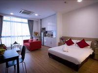 We really enjoyed our stay. The staff were very helpful. The location was good. Short walk to