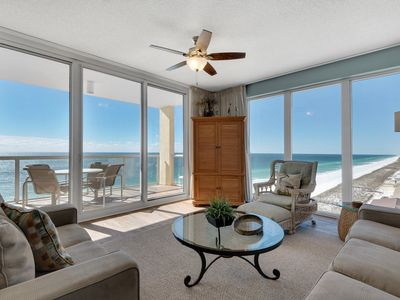 Photo for Starr Of The Sea 3BR/3BA Renovated End Unit Caribbean Resort - Bch Chair Service