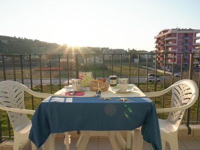 Photo for Holiday apartment Alba Adriatica for 4 persons with 1 bedroom - Penthouse holiday apartment