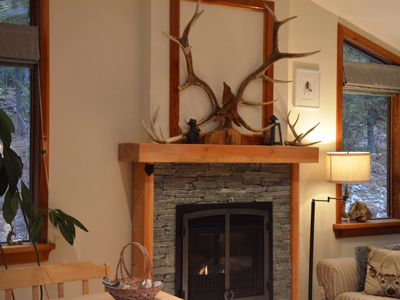 Photo for Private suite with gas fireplace