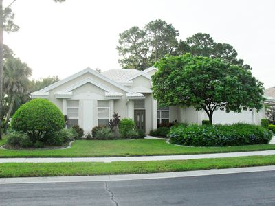 Photo for Luxury Home in Venice Golf & Country Club a Gated Community