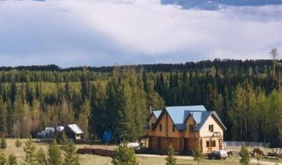 Photo for MOONLIGHT VALLEY WILDERNESS LODGE - Rural Yellowhead
