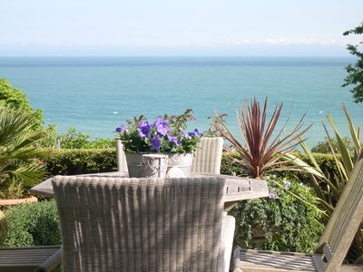 Photo for Luxury Self Catering Holiday Accommodation Overlooking St Margaret's Bay