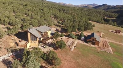 Photo for Family Vacation Dreams Come True - BIG Mountain Home on 80 Private Acres!