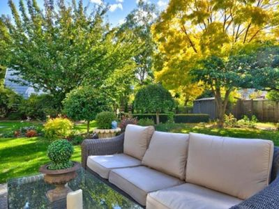 Photo for Private garden setting home