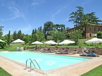 We had a beautiful stay at Borgo Badia, the accommodation was as shown in the ph ...