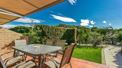 Photo for A Perfect Stay – #2 James Cook Apartment - opposite Clarkes Beach