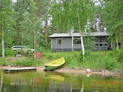 Photo for Vacation home Mustalahti in Puumala - 5 persons, 1 bedrooms