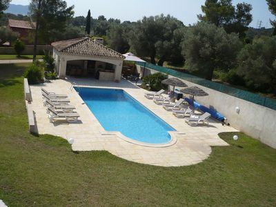 Photo for spacious villa of 250 m2 sun holiday
