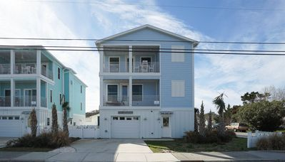 Photo for Perfect location in Kure Beach with easy access to the ocean and restaurants