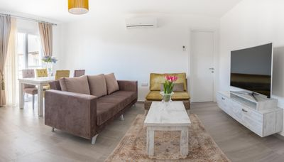 Photo for Parvati Apartment with Sea View