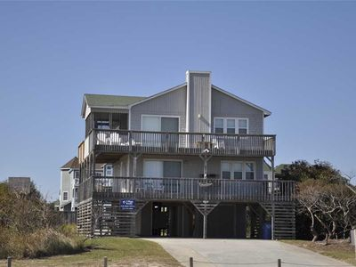 Photo for The Whaler: Affordable and comfortable oceanside with a private pool and hot tub.