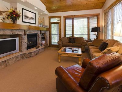 Photo for KIT06 by Mountain Resorts ~ Premier condo with private hot tub
