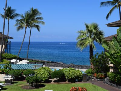 Photo for Ocean Front Condo Minutes From Downtown Kona