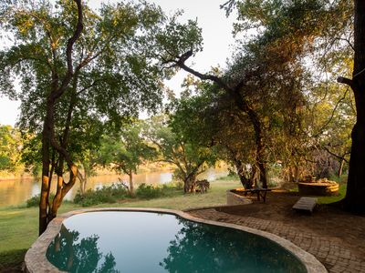 Photo for 4BR Lodge Vacation Rental in Balule Nature Reserve, Limpopo