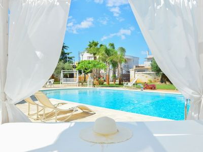 Photo for La Casina - Bivilla With Swimming Pool - 7 Beds