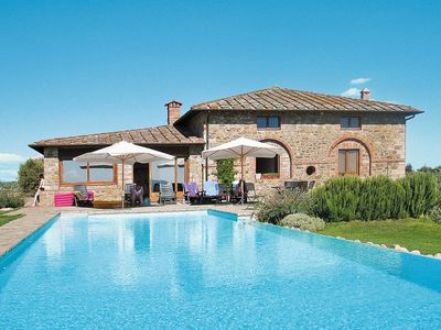 Photo for Corsignano Apartment, Sleeps 2 with Pool and Free WiFi