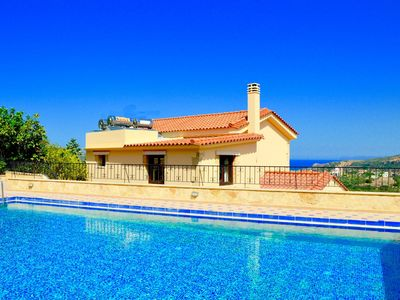 Photo for Large, traditional villa with private swimming pool and high quality finishing