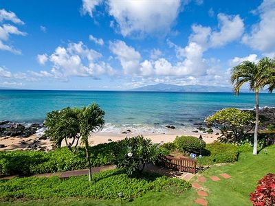 Photo for Amazing Oceanfront Kuleana W/SandyBeach! Best Value