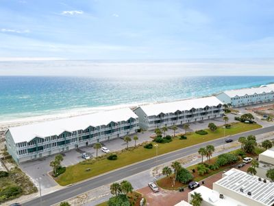 Photo for Pet Friendly, Gulf Front Townhome with an Elevator at White Sands!