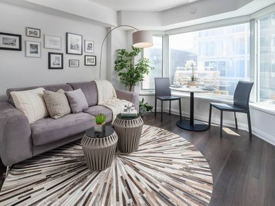 Photo for RATE DROP! - Clean and Sanitized - Executive Condo in Yorkville (Yonge & Bloor)