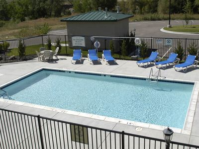 Photo for Equipped Suite Near Pikes National Forest | Seasonal Outdoor Pool Access