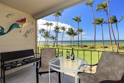 A new day dawns in Maui . . . is there any better place to be than your lanai?