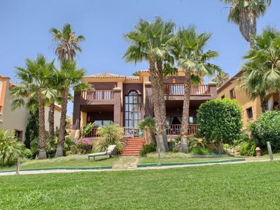 Photo for Charming villa in a gated and secured residencial complex of 18 houses..