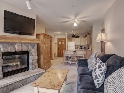 Photo for Cozy 2 Bedroom Within Walking Distance to the Gondola