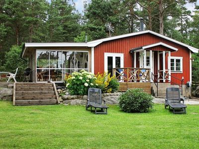 Photo for Vacation home Karlshamn in Karlshamn - 8 persons, 3 bedrooms
