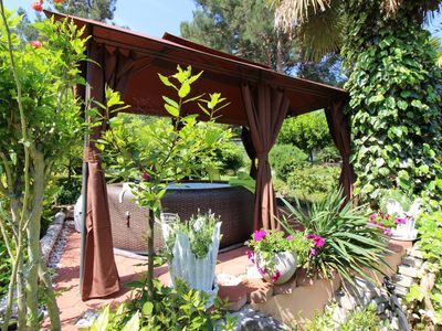 Photo for Holiday house with garden terrace and air conditioning