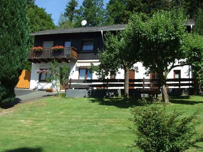 Photo for Holiday home with balcony and a well-kept garden close to Winterberg and Willingen.