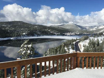 """Photo for The Ultimate """"WOW"""" Colorado Mountain & Lake Vacation!"""