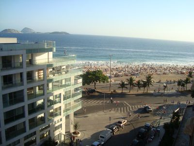 Photo for Excellent apartment opposite the beach