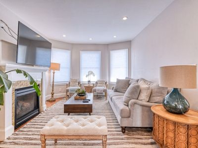 Photo for Luxury & Comfort BEACHFRONT HOUSE #1 in South Boston