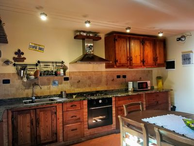 Photo for 1BR House Vacation Rental in Poggio Alla Croce, Toscana