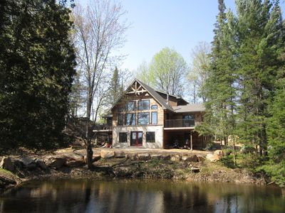 Photo for Beautiful Family Cottage - Dorset, Ontario Close to Algonquin  Park