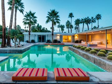Thunderbird Heights, Rancho Mirage, CA, USA