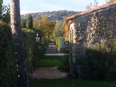Photo for Montauroux Var Fayence 83 Lake St. Cassian charming 2pièces