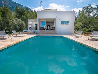 Photo for Vacation home Betlem in Colònia Sant Pere - 8 persons, 4 bedrooms