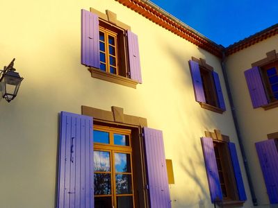 Photo for Luxurious apartments in stylish chalet in the gorgeous departement of Drôme