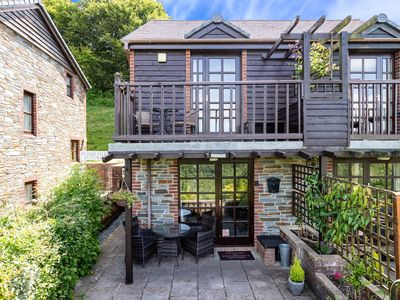 Photo for 1BR Cottage Vacation Rental in Looe