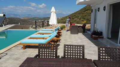 Photo for KALKAN PARADISE VILLAGES - VILLA BIBA 1