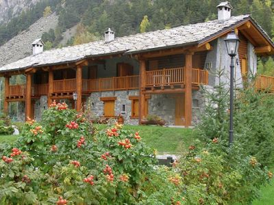Photo for Chalet-village situated in a quiet area