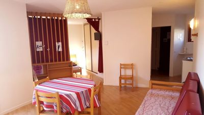 Photo for Beautiful apartment overlooking the valley - 6 people