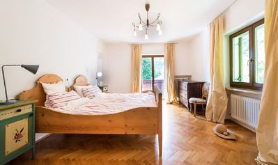 Photo for Beautiful villa in Seis am Schlern in the heart of the Dolomites