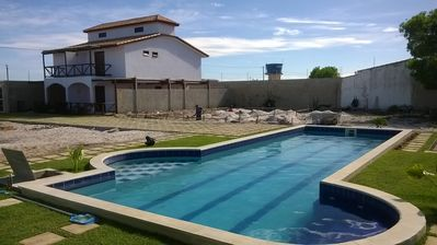 Photo for House with swimming pool 200 mt from the sea